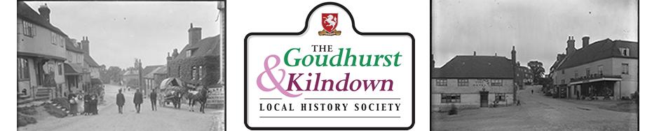 The Goudhurst & Kilndown Local History Society