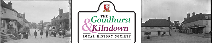 The Goudhurst & Kilndown Local History Society