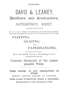 Davis & Leaney  1884