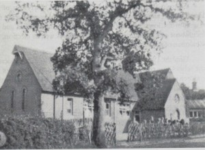 Winchet Hill School in 1935