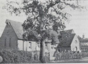 Winchet Hill School in 1935