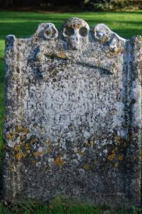 """Pirate"" Grave in 2012"