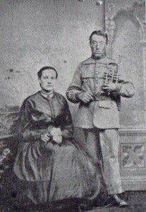 Edward Rootes and wife                 074
