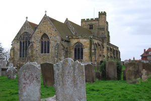 St Mary's Churchyard Goudhurst